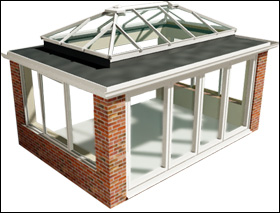 orangery prices fully fitted
