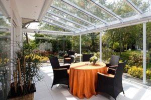 veranda conservatory styles