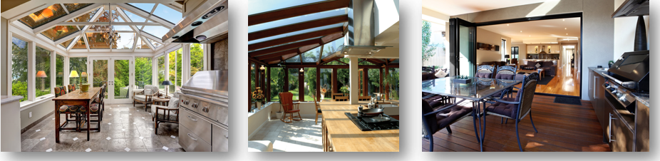 Kitchen Conservatories