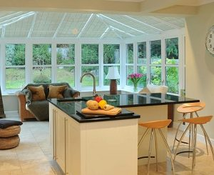 conservatory kitchens Island