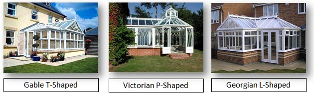 conservatories designs