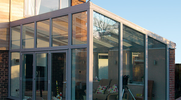 Low Cost Lean to Conservatories