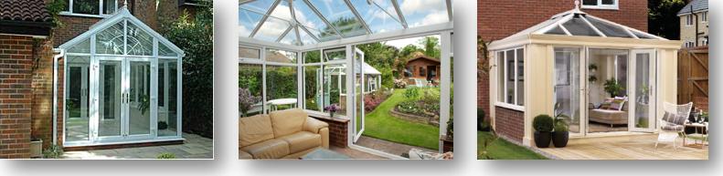 upvc conservatory styles