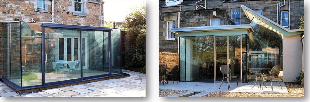 Modern Conservatory Vs Extension Designs