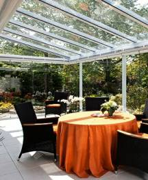 What is a Veranda Conservatory?