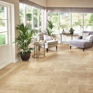 conservatory flooring vinyl tiles