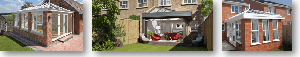 Conservatories UK: Orangery conservatory